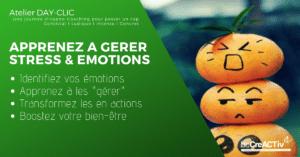 gérer stress & émotions